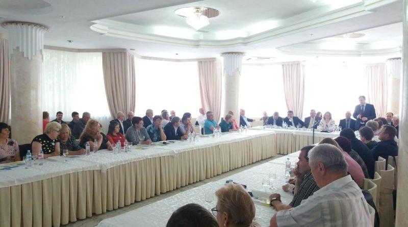 В Кишиневі відбувся позачерговий конгрес Української громади Молдови