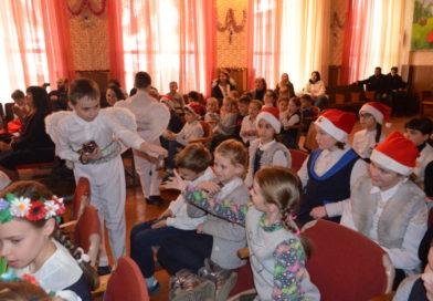 День Святого Миколая в Єдинцях
