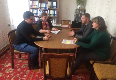 """Голова Асоціації української молоді в Молдові """"Злагода"""" провів робочу поїздку по півночі Республіки."""