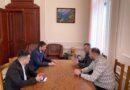 Президент СКУМО  провів робочі зустрічі з владою міста Чернівці та області